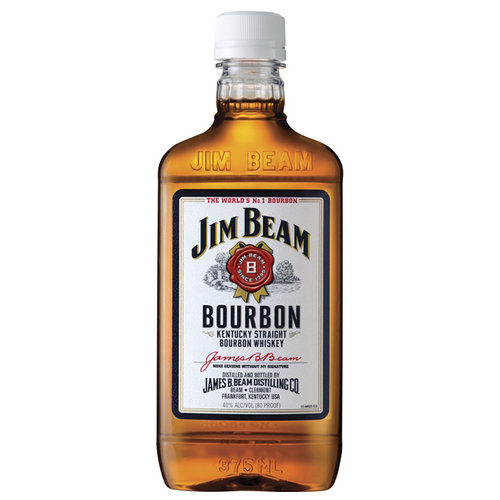 Jim Beam Kentucky Straight Bourbon Whiskey, 100mL