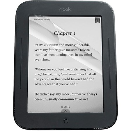 Antiglare Screen Protector Kit for NOOK Simple Touch