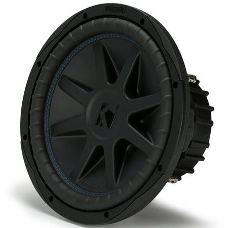 Kicker CVX12 Car Audio CompVX Subwoofer Dual 2 Ohm 12