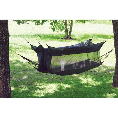 Freeport Park Avenelle Wilderness Canvas and Nylon Camping Hammock
