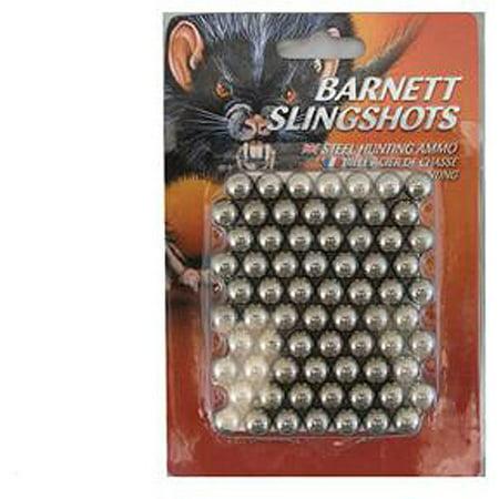 Barnett 19205 0.38 Caliber Slingshot Ammo Rounds