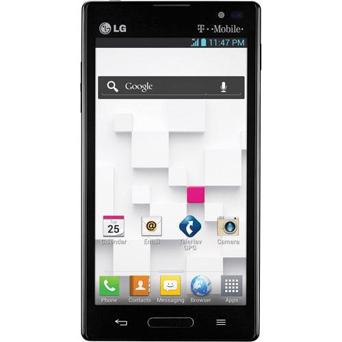 T-Mobile Pre-Paid LG Optimus L9 4G Smartphone