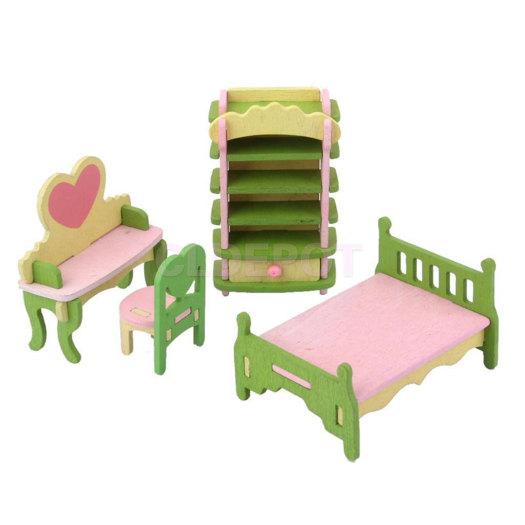 cheap wooden dollhouse furniture. Toys Dollhouse Furniture Doll Accessories Wooden Dolls House Miniature Accessory Room Set Kids Pretend Play Cheap