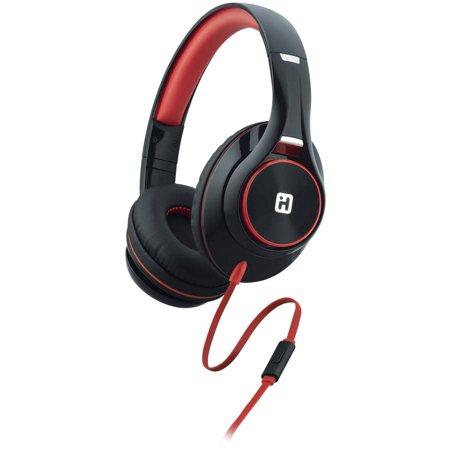iHome Over-Ear Headphones with Microphone
