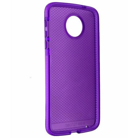 Tech21 Evo Check Slim Gel Case Cover for Moto Z Droid - (Moto Check)