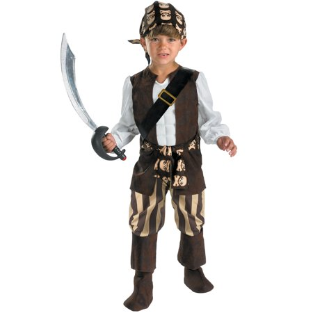Rogue Pirate Child Halloween Costume (Children Pirate Costume)
