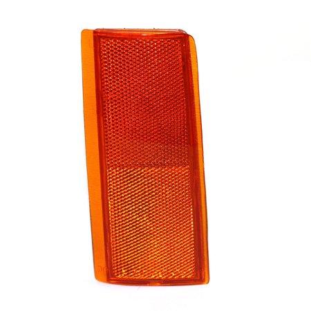 C1500 Pickup Side Marker (NEW LEFT SIDE MARKER LIGHT FITS GMC C1500 C2500 C3500 PICKUP 1988-2000)