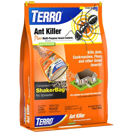 Terro Outdoor Ant Killer, 3 lbs