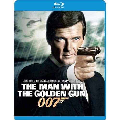 The Man With The Golden Gun (Ultimate Edition) (Blu-ray) (Widescreen)