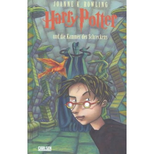 Harry Potter Und Die Kammer Des Schreckens / Harry Potter and the Chamber of Secrets