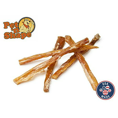 Pet N Shape Large Beef Tendons All Natural Nutritious Healthy Dog Treats 5 Pack](Nutritious Halloween Treats)
