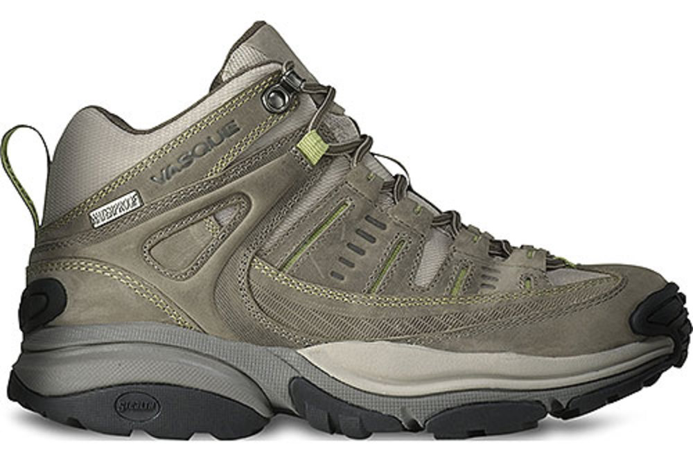 Women's Vasque SCREE Mid Ultradry WP Boots GRAY 9.5 M by