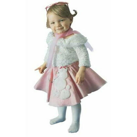 Toddler 50's Shaggy White Blouse](Shaggy Girl)