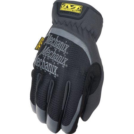 Mechanix Wear - FastFit Glove, Black, Size Medium