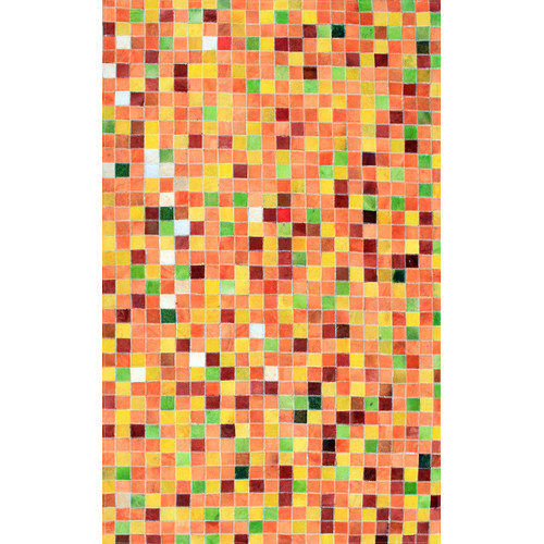 Modern Rugs Patchwork Multi-colored Area Rug