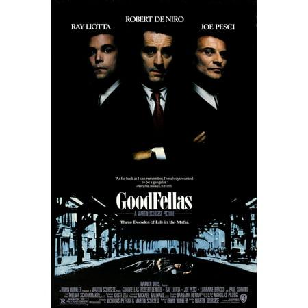 Goodfellas - Movie Poster / Print (Regular Style) (Size: 27