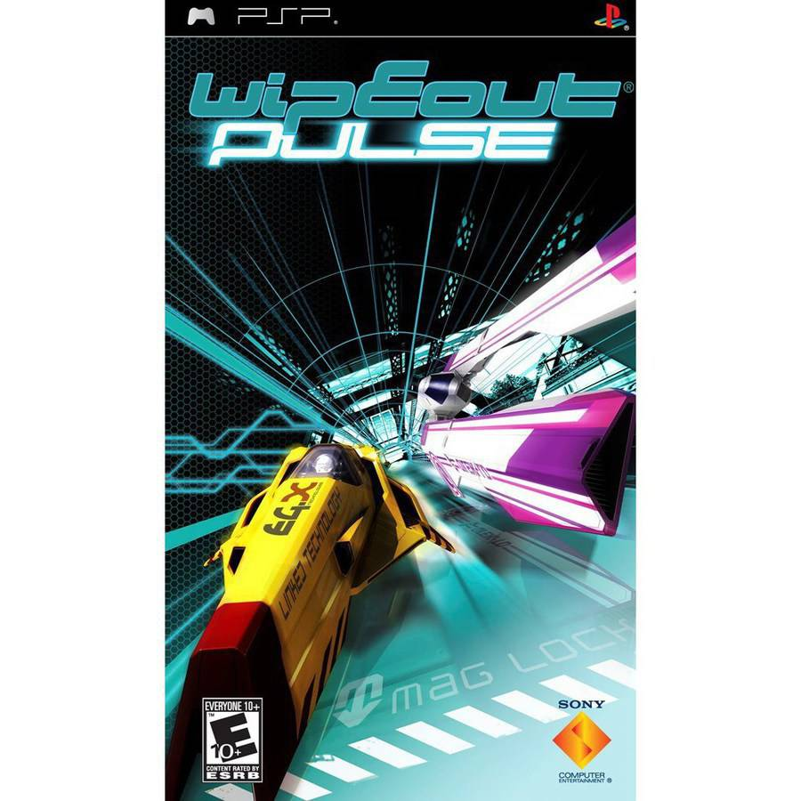 Wipeout: Pulse (PSP) - Pre-Owned