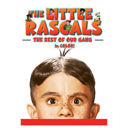 The Little Rascals: The Best of Our Gang Collection (In Color) (1938)