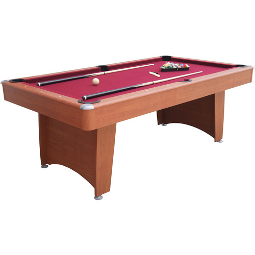 """Medal Sports 84"""" Pool Table with Table Tennis Top"""