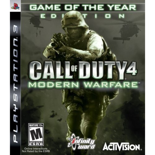 Call of Duty 4 : Modern Warfare - Greatest Hits (PS3)