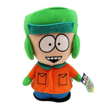 South Park Kyle Brofloski Small Size Flat Botton Plush Toy - Prank Toys For Sale