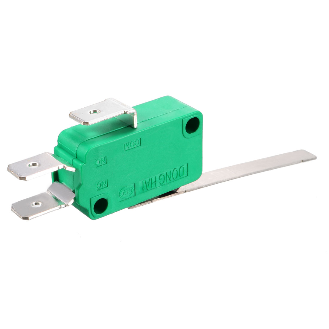 12PCS KW3-OZ 16A 125/250VAC Long Straight Hinge Lever Type Micro Limit Switches - image 2 of 4
