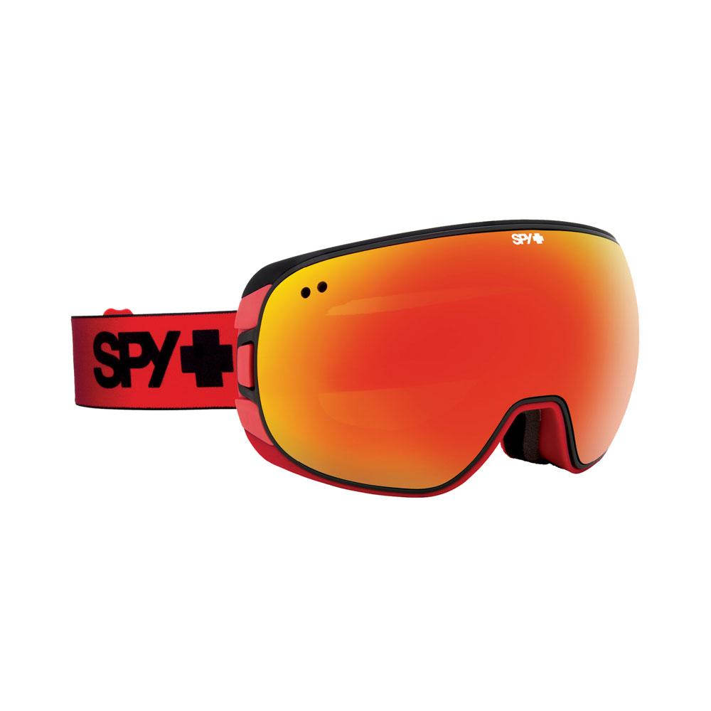 Spy Optic 313073170850 Doom Snow Ski Goggles Red Fade Bronze Red Spectra by Spy Optics