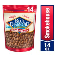 Blue Diamond Almonds, Smokehouse 14 oz bag