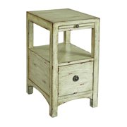 Coast To Coast 56435 One Drawer Accent Table