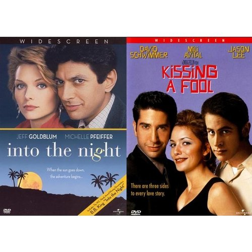 Into The Night / Kissing A Fool (Widescreen)