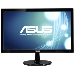 20IN LCD 1600X900 16:9 LED BUILT IN POWER ADAPTER VESA MOUNT by ASUS - DISPLAY