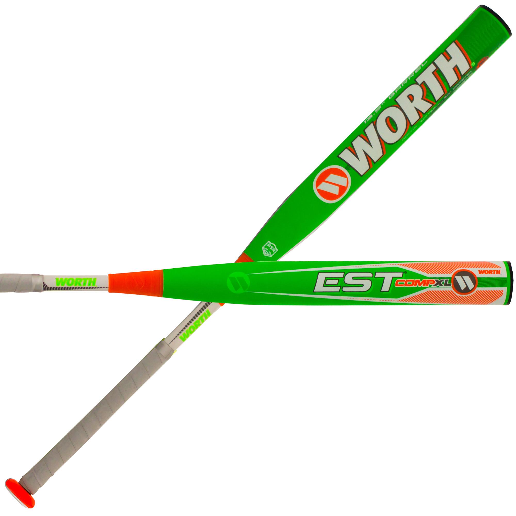 Worth EST COMP XL ASA WE19MA Slowpitch Softball Bat