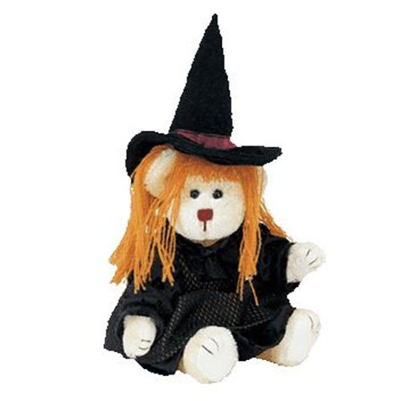 TY Attic Treasure - HAGATHA the Witch Bear (11.5 inch) (Witch Bear)