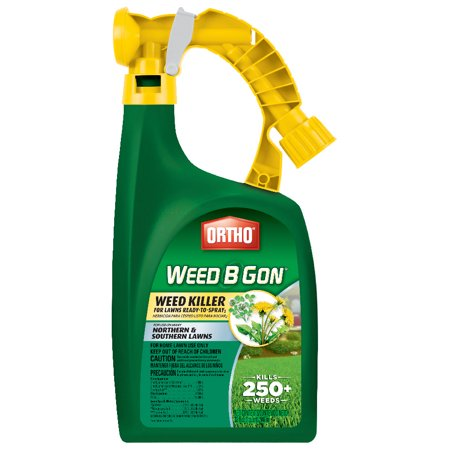 Ortho Weed B Gon Weed Killer for Lawns Ready-To-Spray2, 32