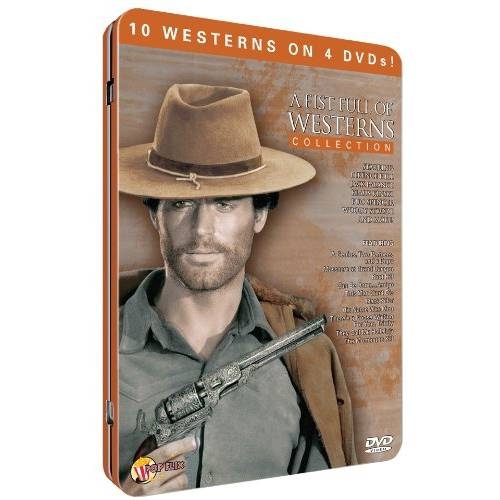 A Fist Full Of Westerns Collection (Tin Case)