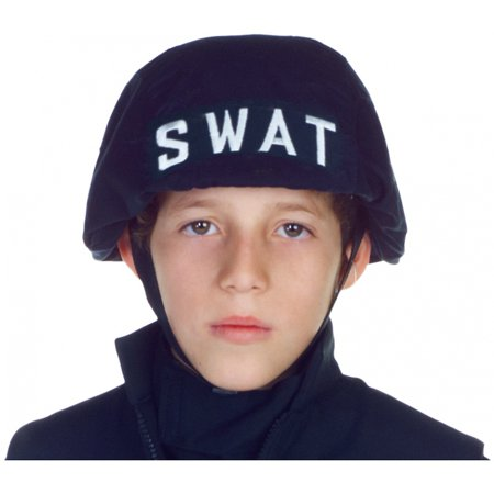 - SWAT Helmet Child Costume Accessory