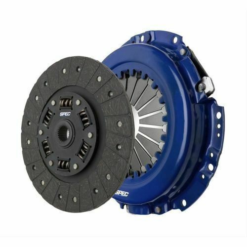SPEC SA001 Stage 1 Full Face/Sprung Hub Clutch Kit, For