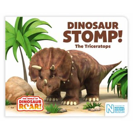 Dinosaur Stomp The Triceratops