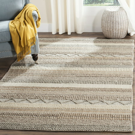 Safavieh Natura Rylan Braided Striped Area Rug