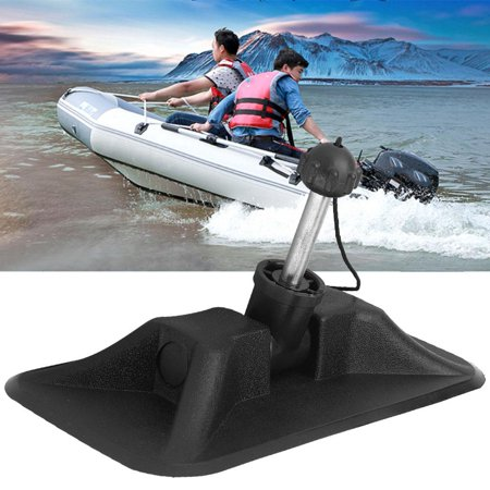 OTVIAP Yacht Accessories, Pneumatic Boat Accessories,Yacht Pneumatic Boat Assault Boats Fixed Paddle Tool  Inflatable Dinghy Plastic Accessories