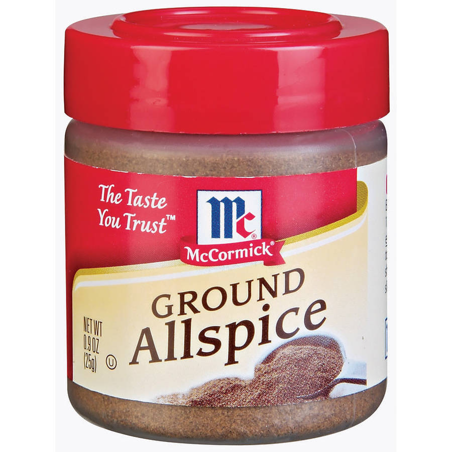 McCormick Specialty Herbs And Spices Ground Allspice, .9 oz