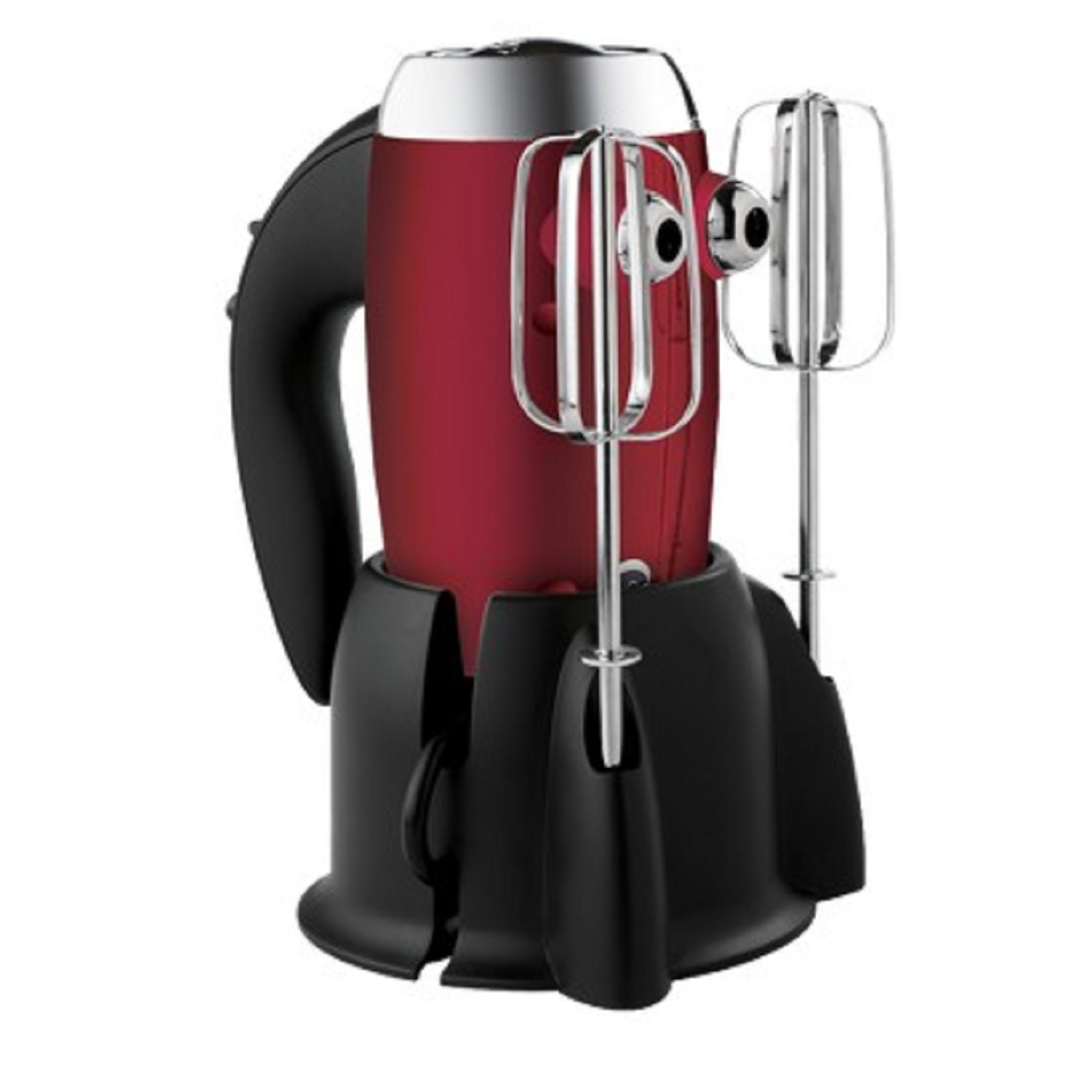 Sunbeam Heritage Hand Mixer -Metallic Red SKU: 002550-000-000 with Elite Tactical