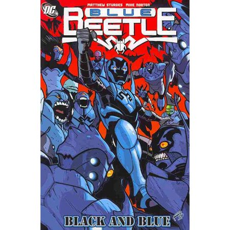 Blue Beetle: Black and Blue