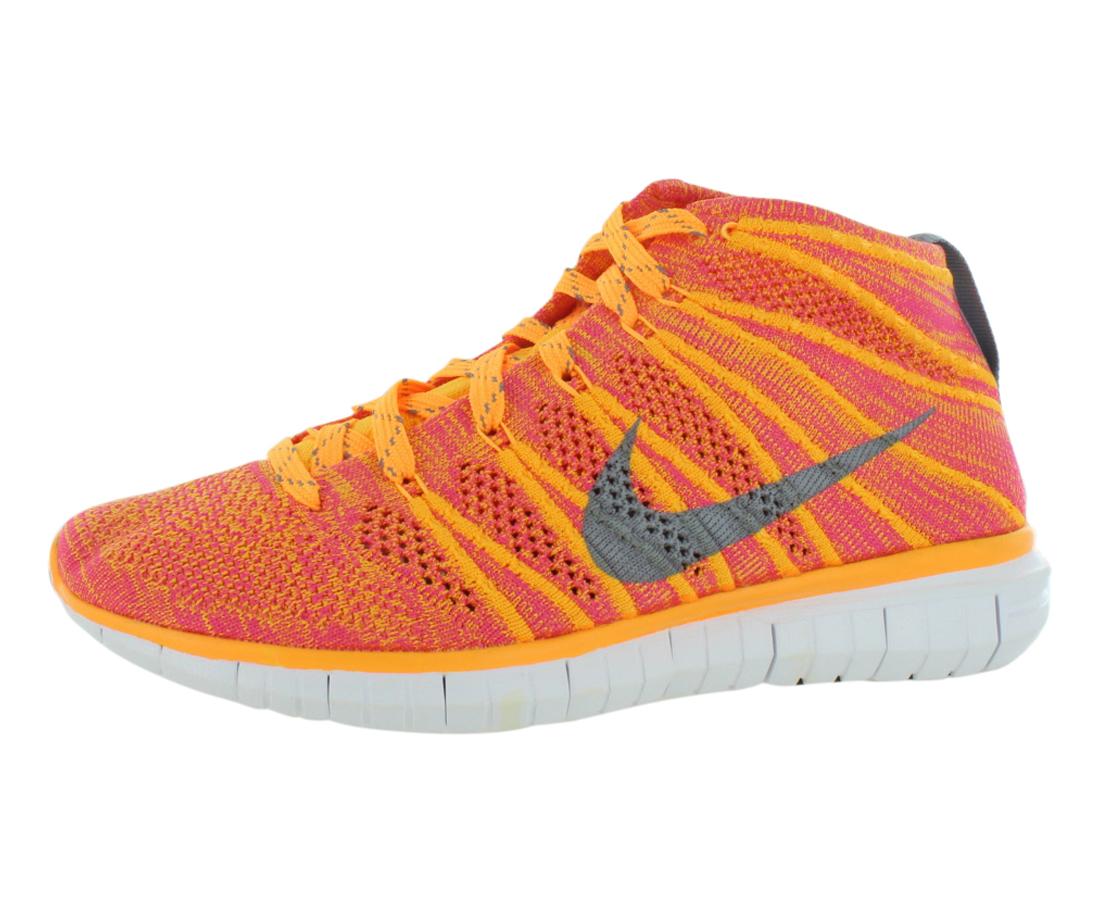 Nike Free Flyknit Chukka Running Women's Shoes