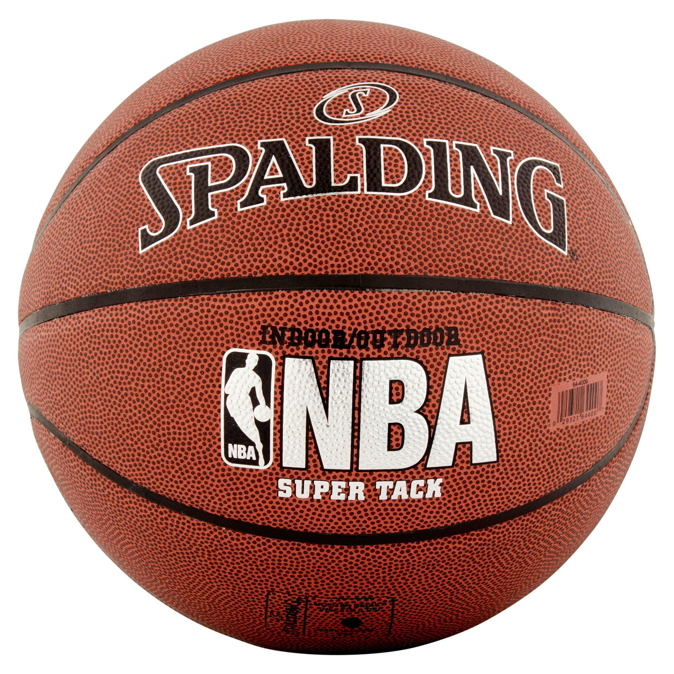 Spalding NBA Super Tack 29.5 Indoor/Outdoor Basketball ...