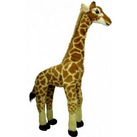 Standing Giraffe - Large Standing Plush Giraffe
