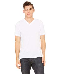 Bella + Canvas Unisex Triblend Short-Sleeve V-Neck T-Shirt