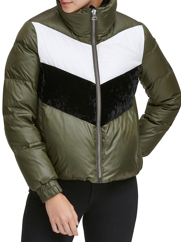 Bedford Chevron Jacket