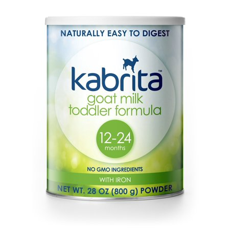 Kabrita Goat Milk Formula, Powder, Non-GMO, Natural and Gentle, 28 Oz