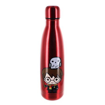 Harry Potter Aluminum Water Bottle, Harry Potter w/ Hedwig
